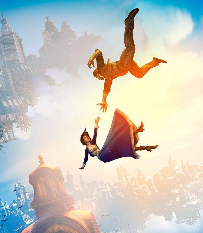 Bye, Bye Columbia: Was passiert, wenn man in BioShock Infinite springt