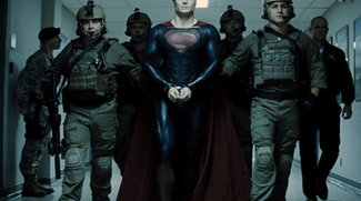 (Fetter) Neuer Trailer zu Zack Snyders Superman: Man Of Steel