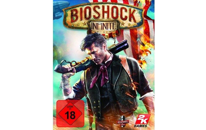 BioShock: Infinite (uncut) heute in den Blitzangeboten