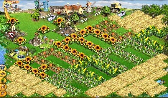 Browsergames Simulation Screenshot