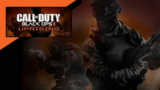 Call of Duty - Black Ops 2: Uprising DLC offiziell bestätigt