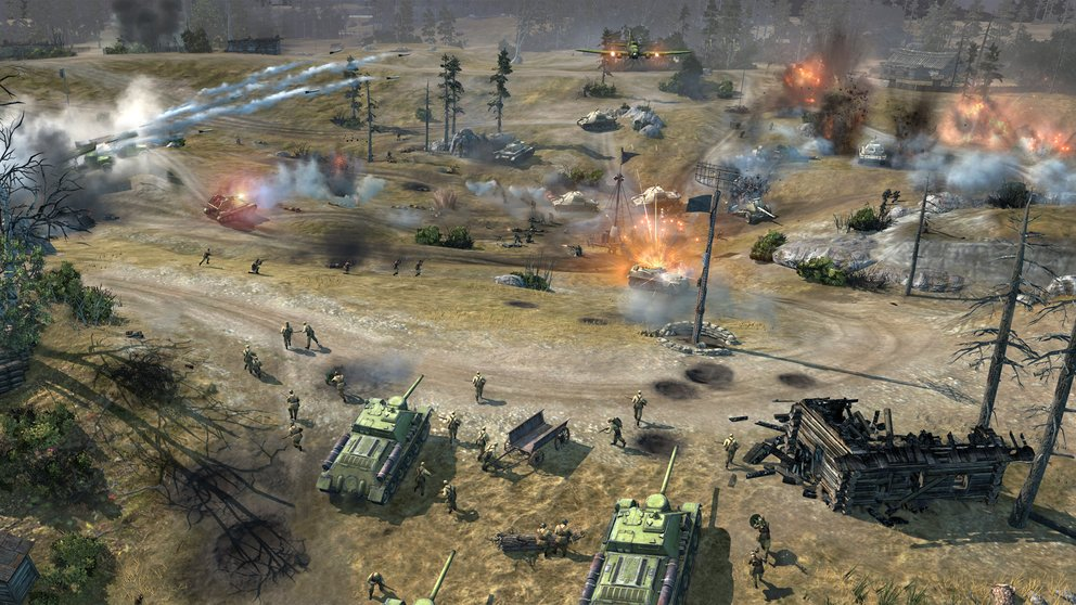 "Company of Heroes 2: Details zum ""Theatre of War"" Modus"