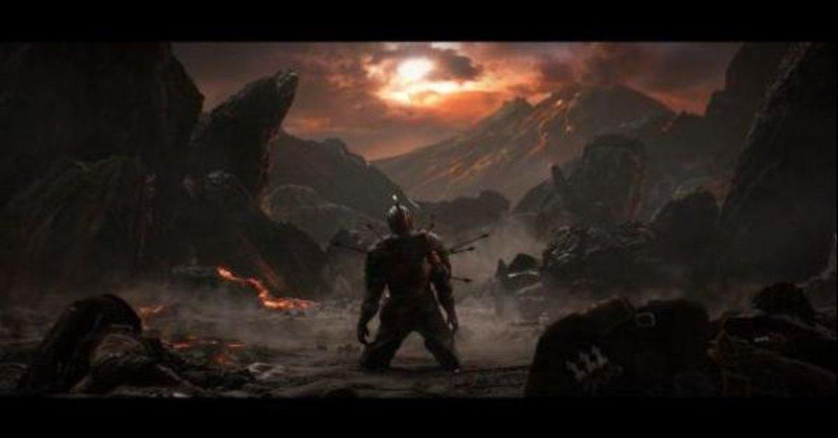 Dark Souls 2 Cursed Trailer: Dark Souls 2: Neuer Cursed-Trailer Stimmt Euch Auf Die