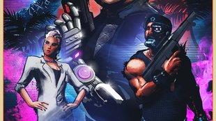 Far Cry 3 Blood Dragon: Ankündigungstrailer zum kuriosen Retro-Spin-Off