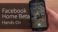 Facebook Home: App-Leak im Hands-On (Video)