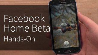 Facebook Home: App-Leak im Hands-On (Video)