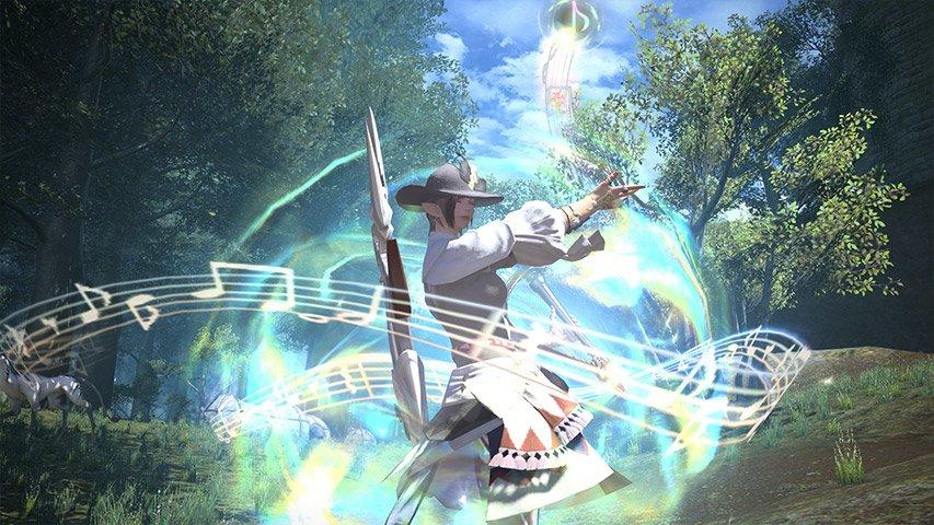 Final Fantasy XIV: Screenshots zu den verschiedenen Klassen & Jobs