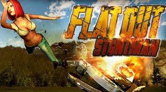 Flatout Stuntman Gameplay