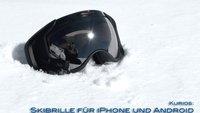 Oakley Airwave: Skibrille mit Display und Smartphone-Anbindung