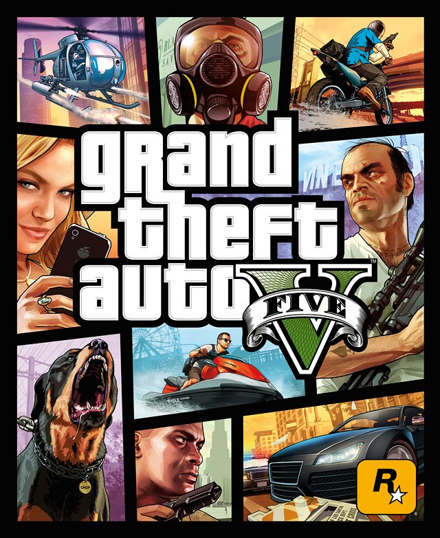 GTA 5: Rockstar enthüllt das Cover und ihr sagt dazu was?