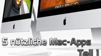 Fünf nützliche Gratis-Apps für den Mac (Teil 1)