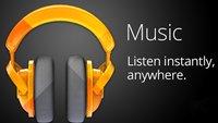 Google Music jetzt auch offiziell in Österreich