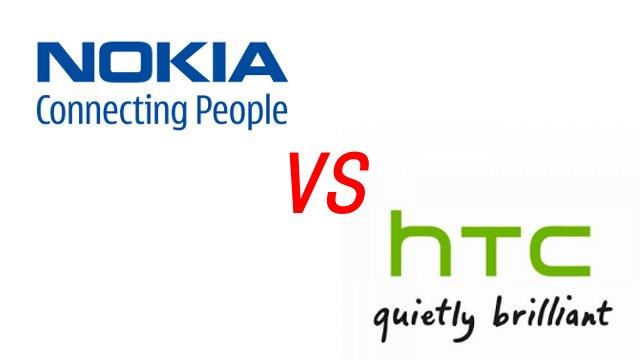 Nokia erwirkt HTC Verkaufsverbot in den Niederlanden