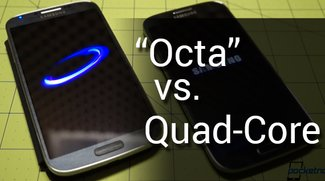 Samsung Galaxy S4: Octa-Core vs. Quad-Core