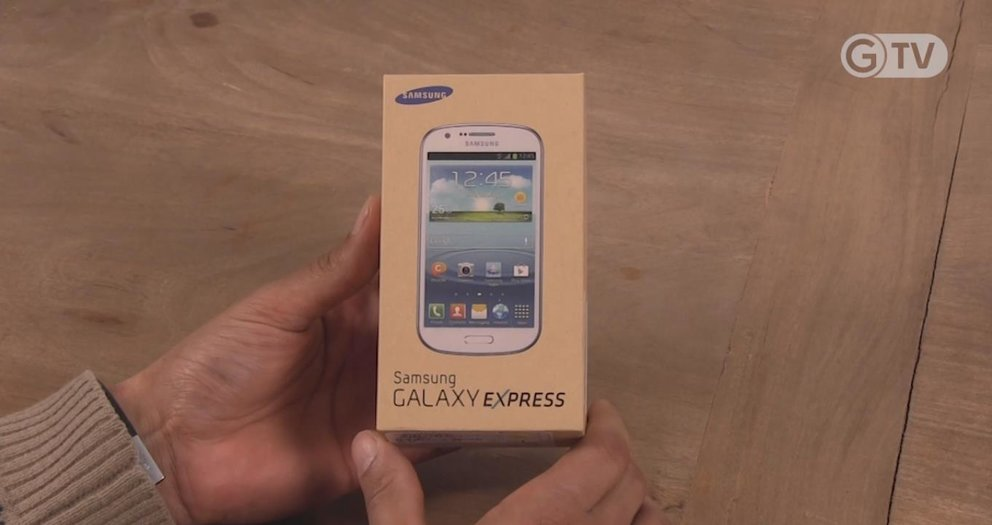 Samsung Galaxy Express: Unboxing und Hands-On