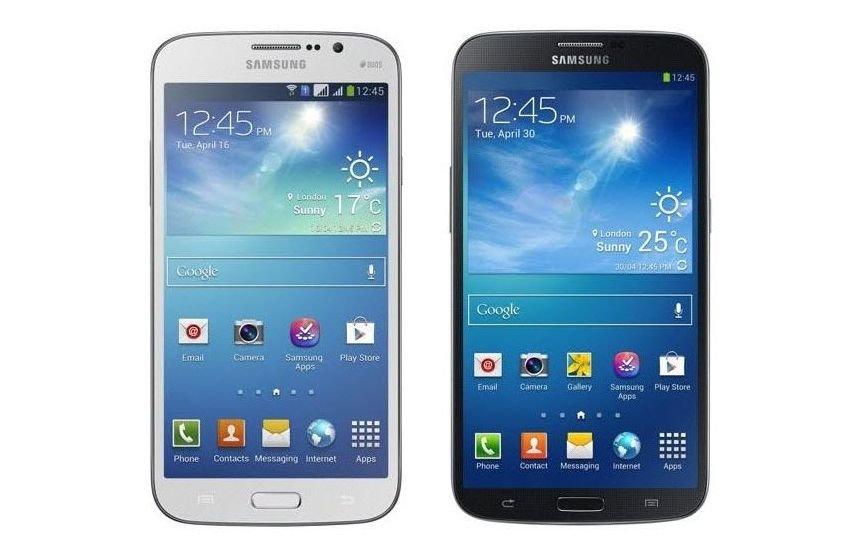 Neue Phablets: Samsung stellt Galaxy Mega 5.8 und 6.3 offiziell vor