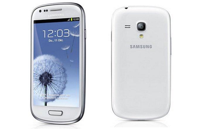 Samsung Galaxy S3 mini für 129,90 statt 179,90 Euro