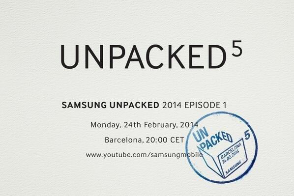 Samsung: Vorstellung des Galaxy S5 wird kein großes Ding