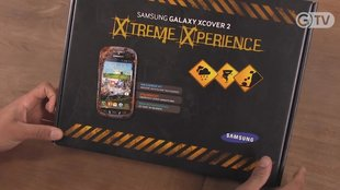 Samsung Galaxy Xcover 2 im Unboxing
