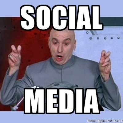 Social Media - Dr. Evil