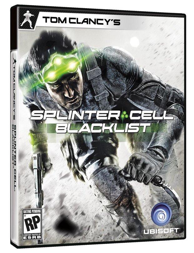 Splinter Cell Blacklist: Boxart enthüllt