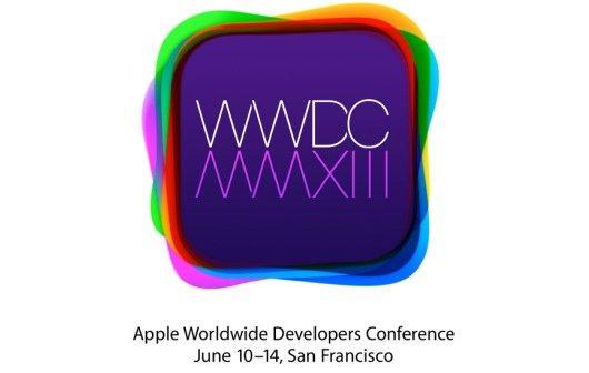 WWDC 2013: Keynote am 10.06.2013