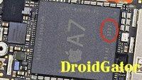 iPhone 5S: Gefälschtes Foto von Logic-Board macht die Runde
