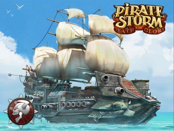 Adventure Rollenspiel Browsergame Pirate Storm