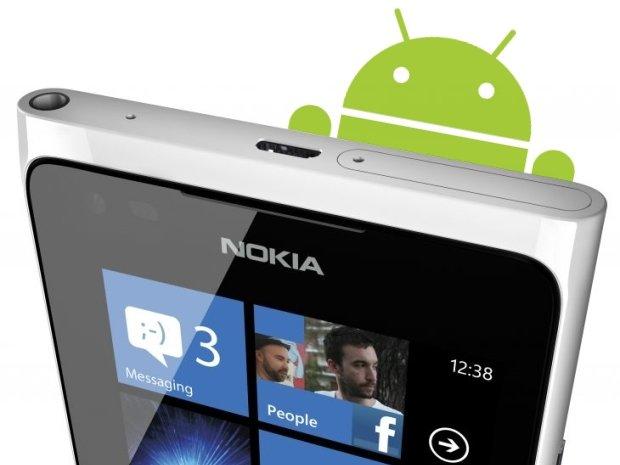 Nokia sattelt um: Erstes Android Smartphone kommt Ende 2013