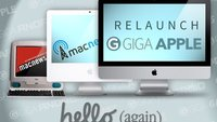 Relaunch: GIGA APPLE geht an den Start!