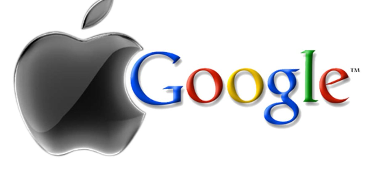 E-Mails belegen lange Rivalität zwischen Apple und Google