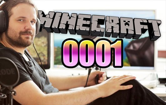 Gronkh ab jetzt bei GIGA - Let's Play Minecraft #0001
