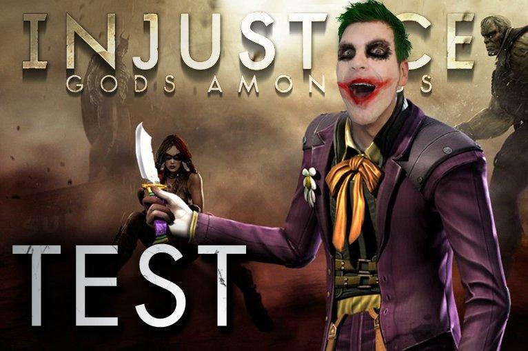 Injustice Test: Mir fällt kein Teaserspruch ein! So!
