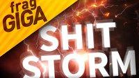 Frag GIGA - Der Shitstorm