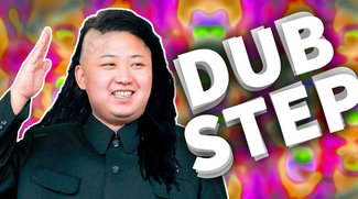 Dubstep macht das Leben geil: Approved bei Kim Jong Un!