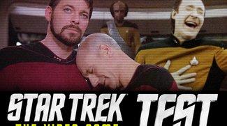 Star Trek Test: Lizenz-Müll der alten Schule