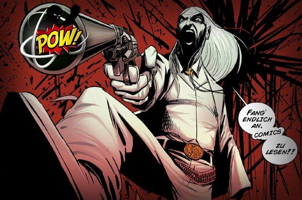 Neue Comics: Star Wars, Guardians of the Galaxy, Django Unchained (GIGA POW #6)