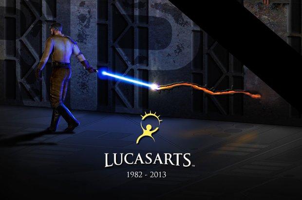 Tschö mit ö: Warum ich LucasArts gut gehen lassen kann