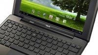 Kein Jelly Bean für das erste ASUS Transformer Tablet und Eee Pad Slider