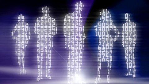 Digitale Menschen