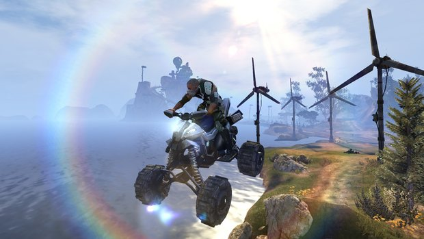 Defiance: MMO hat eine Million registrierte User