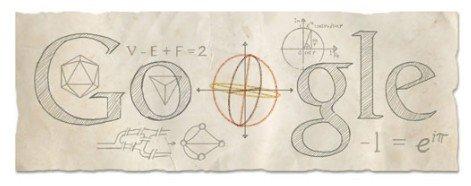 Leonhard-Euler-Doodle
