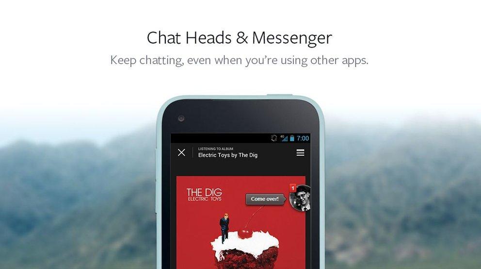 Facebook Home als Vorbild: Wie Multitasking im iOS funktionieren sollte