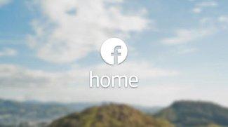 Facebook Home: bisher 500.000 Downloads und schlechte Bewertungen