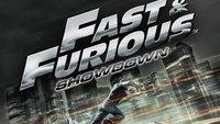 Fast & Furious - Showdown: Rennspiel zum neuen Kinofilm kommt im Mai