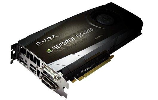 Mac Pro: GeForce GTX 680 Mac Edition von EVGA angekündigt