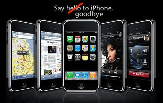 Originales iPhone 2G: Apple kündigt Serviceunterstützung ab