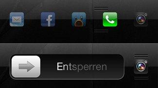 Grabby: Lieblings-Foto-App vom Sperrbildschirm starten
