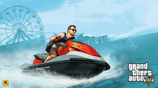 Neue GTA 5 Artworks: Cash and Carry