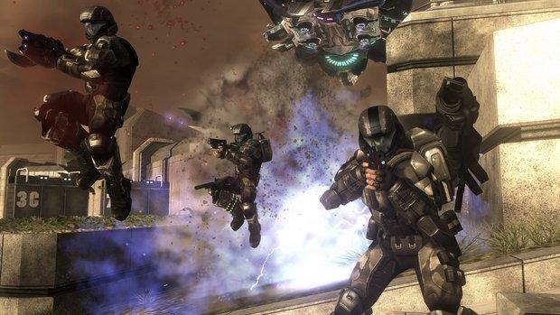 Halo 3 - ODST: Kampagne jetzt auf Xbox Live verfügbar